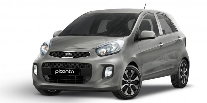 KIA PICANTO SAFETY PACK